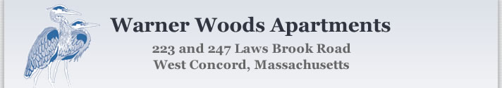Warner Woods logo